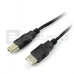 Przedłużacz USB A - A Esperanza EB-125 - 1,8 m