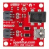 Ładowarka LiPol 1S pojedyncza cela 3,7V miniUSB - SparkFun - zdjęcie 3