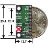 LPY550AL 2-osiowy żyroskop XZ - zdjęcie 5