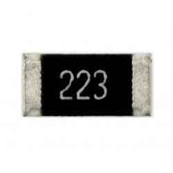 Zestaw rezystorów SMD 0805 - 2500 szt.