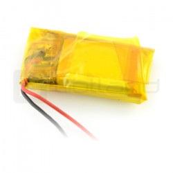 Akumulator Li-Poly 50 mAh 3.7