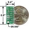LSM6DS33 - 3-osiowy akcelerometr i żyroskop I2C/SPI- moduł Pololu - zdjęcie 2