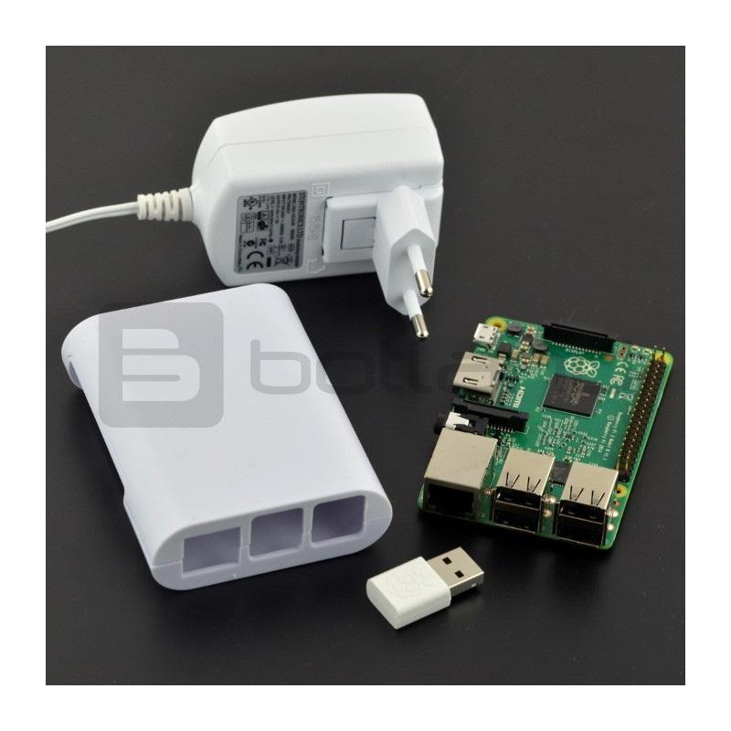 Zestaw Raspberry Pi 2 model B WiFi Lite