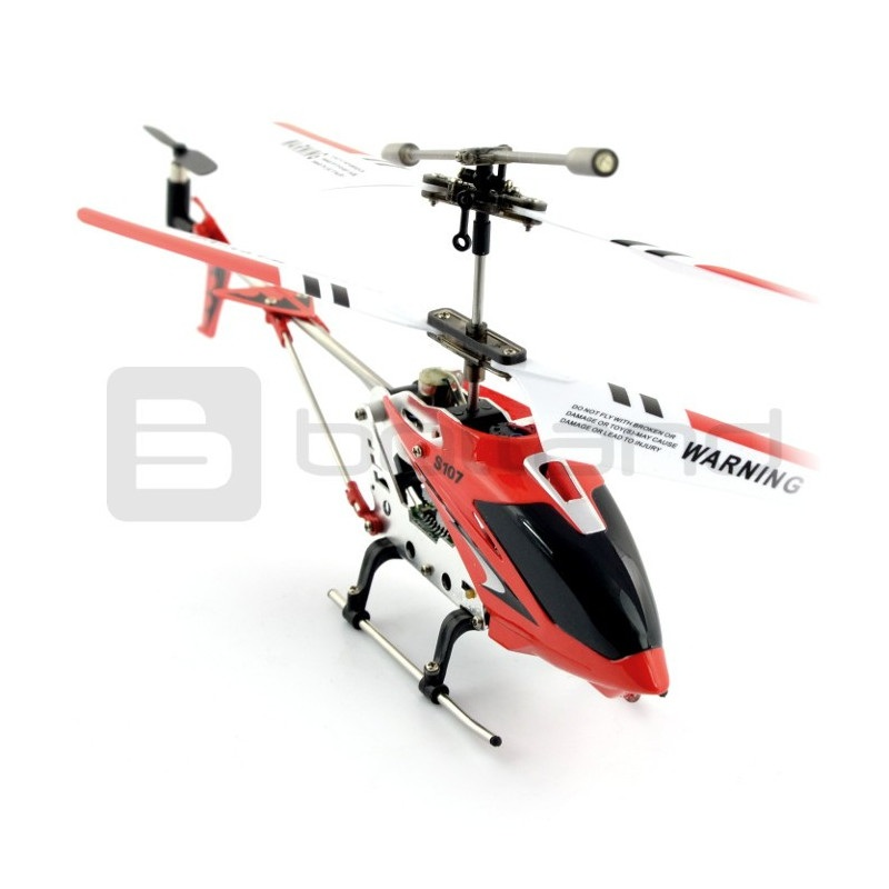 Helikopter Syma S107G Gyro 2.4GHz - zdalnie sterowany - 22cm