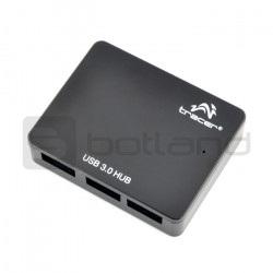 HUB USB 3.0 4-porty - 80cm