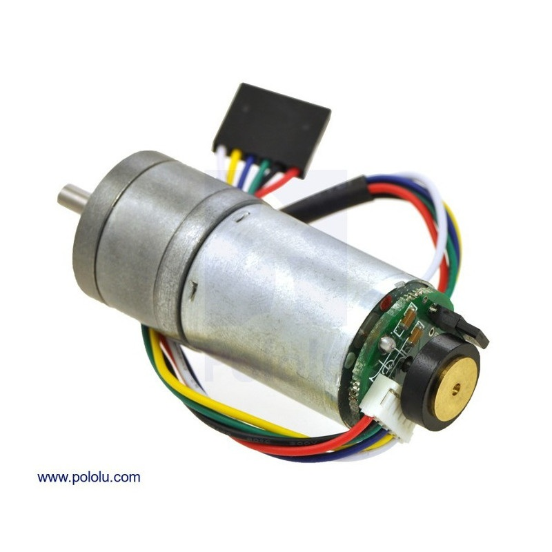 Silnik z przekładnią 25Dx54L mm HP 99:1 + enkoder CPR 48