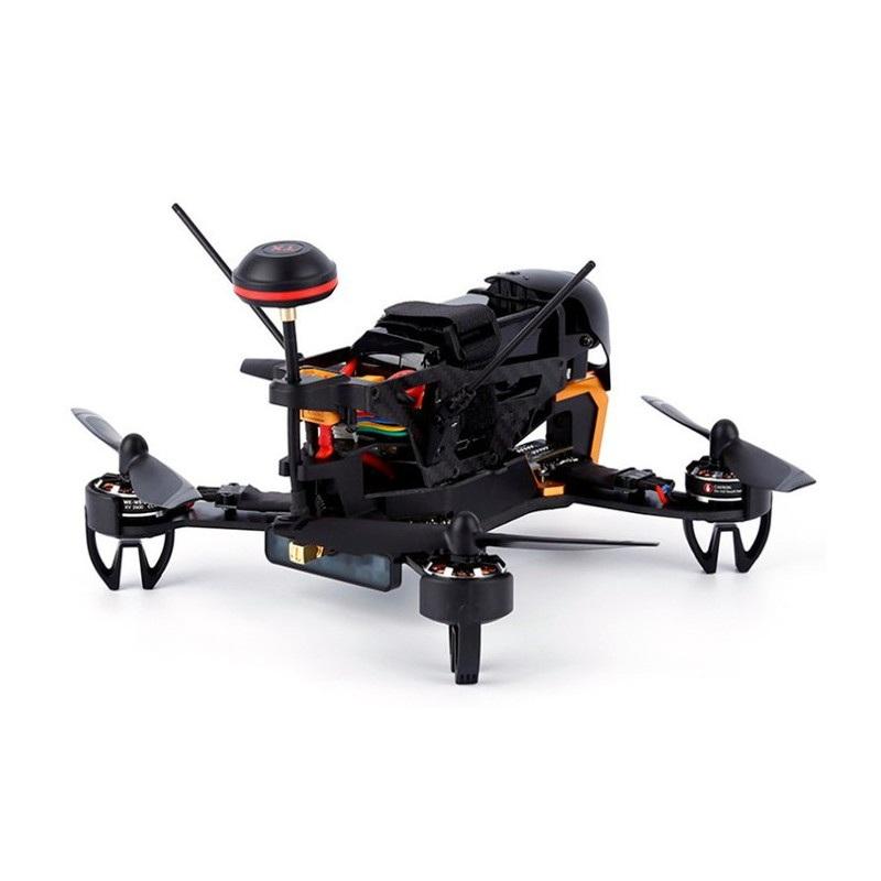 Dron quadrocopter Walkera F210 RTF1 z kamerą FPV i modułem OSD - 18cm