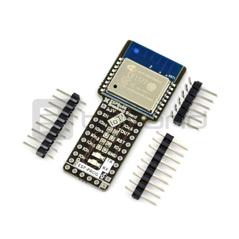 Moduł WiFi ESP8266 - MSX