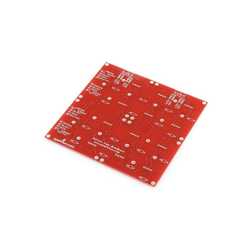 Płytka do przycisków 4x4