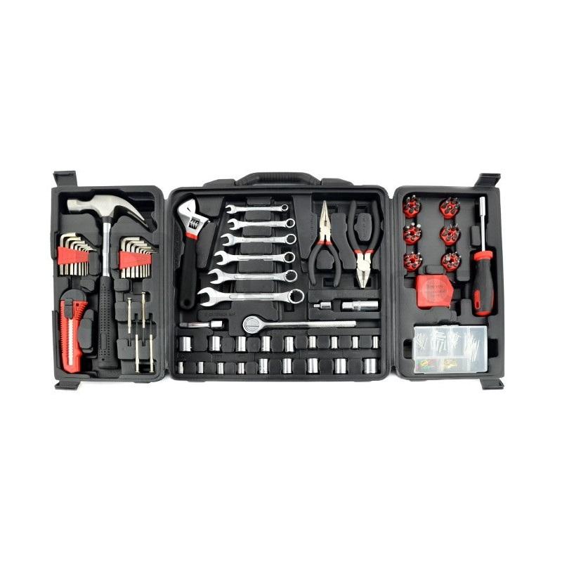 Zestaw narzędziowy N5 - 160 elementów