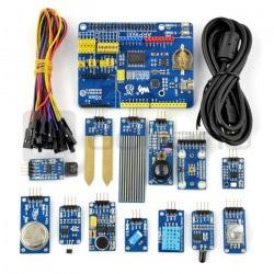 Zestaw 13 modułów z przewodami Waveshare do RaspberryPi + moduł ARPI600