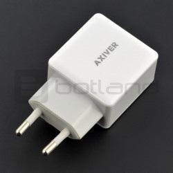 Zasilacz Axiver ATC34-2U 2x USB 5V 3,4A