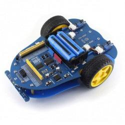AlphaBot - 2-kołowa platforma robota z czujnikami i napędem DC