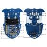 AlphaBot Basic - 2-kołowa platforma robota z czujnikami i napędem DC + Waveshare Uno Plus - zdjęcie 4