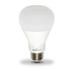 Domitech ZBulb - ściemnialna żarówka E27, 9W, biała ciepła