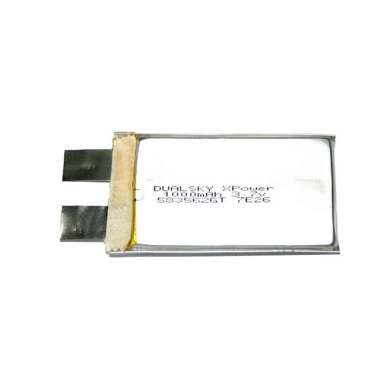 Ogniwo LiPol Dualsky 1300mAh 25C 3,7V