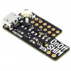 OnOff SHIM - włącznik/wyłącznik - nakładka dla Raspberry Pi