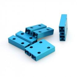 MakeBlock 60004 - belka 0824-032 - niebieski - 4szt.