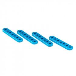 MakeBlock 60705 - belka 0412-060 - niebieski - 4szt.