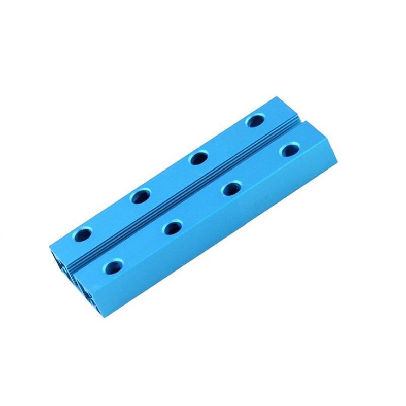 MakeBlock 60012 - belka 0824-064 - niebieski - 4szt.