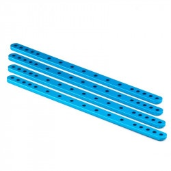 MakeBlock 60723 - belka 0412-204 - niebieski - 4szt.