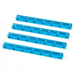 MakeBlock 60524 - belka 0808-104 - niebieski - 4szt.