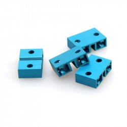 MakeBlock 60000 - belka 0824-016 - niebieski - 4szt.