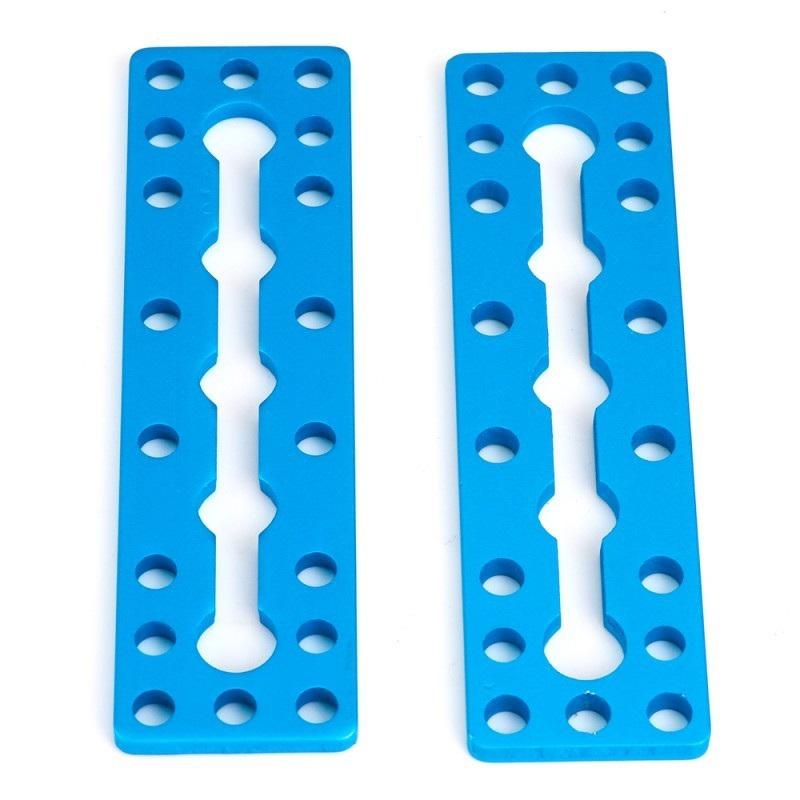MakeBlock 61236 - płytka 0324-088 - niebieski - 2szt.