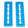 MakeBlock 61236 - płytka 0324-088 - niebieski - 2szt. - zdjęcie 1