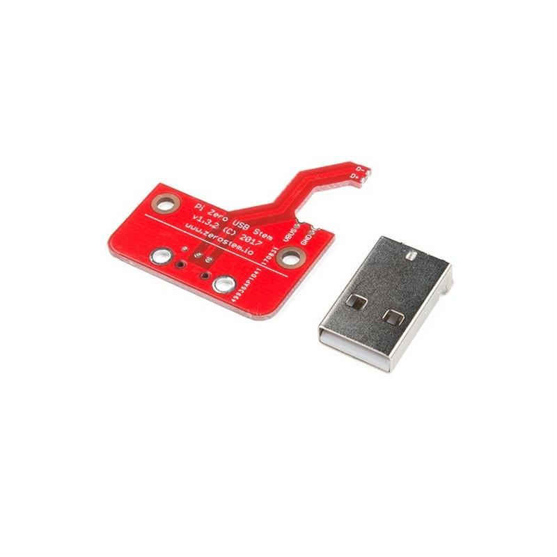 SparkFun - Nakładka ze złączem USB do Raspberry Pi Zero