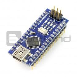 Arduino Nano v3.0 CH340 - klon + kabel miniUSB