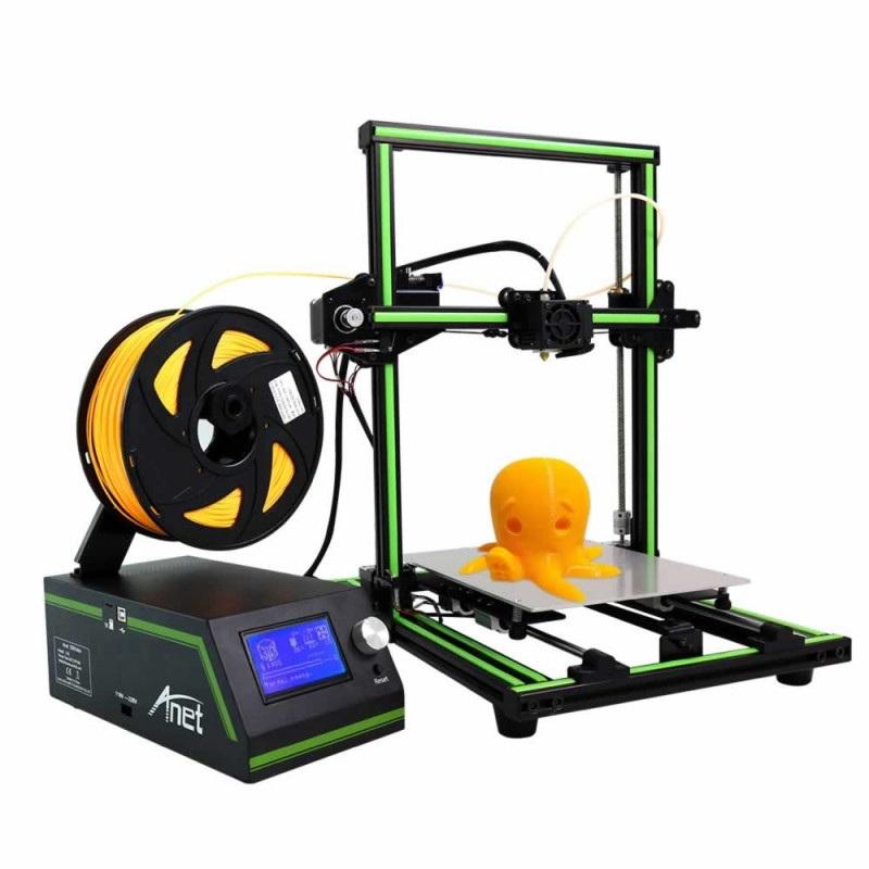 Drukarka 3D Anet E10 - zestaw do samodzielnego montażu