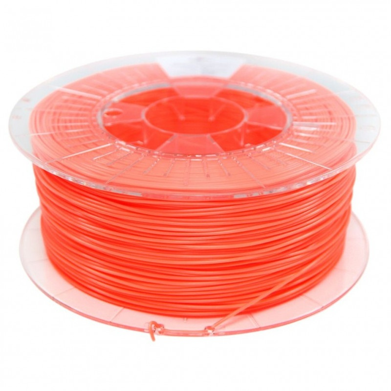 Filament Spectrum PLA 1,75mm 1kg - fluorescent orange