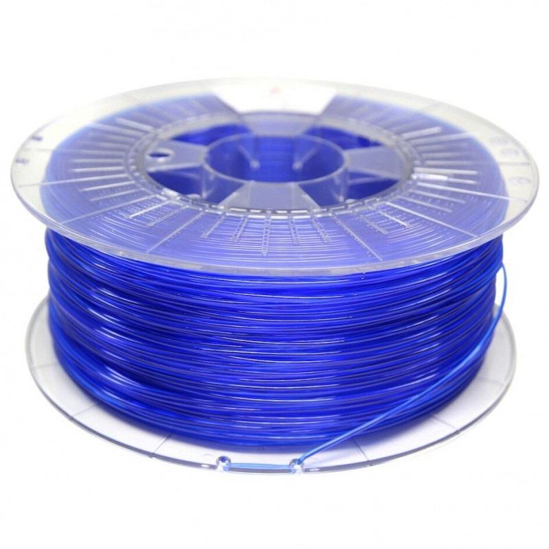 Filament Spectrum PETG 1,75mm 1kg - Transparent Blue