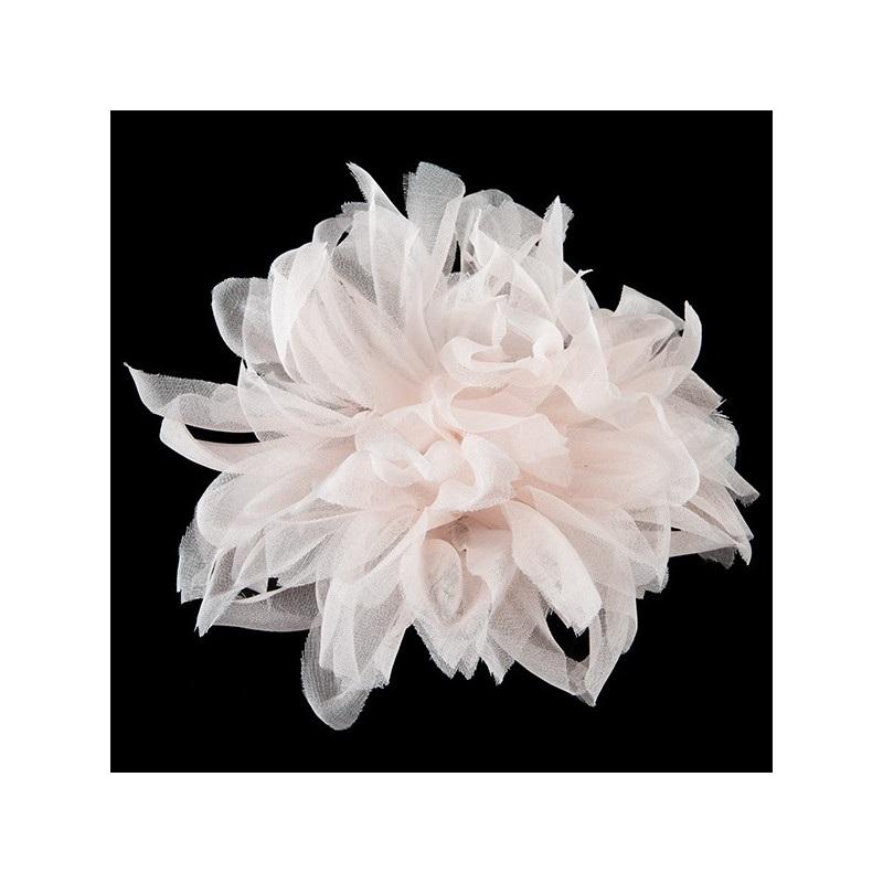 jedwabny kwiat z diodą LED - Sparfun