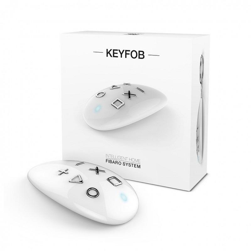 Fibaro KeyFob - pilot do urządzeń Z-Wave
