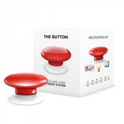 Fibaro Button - przycisk automatyki domowej - czarny