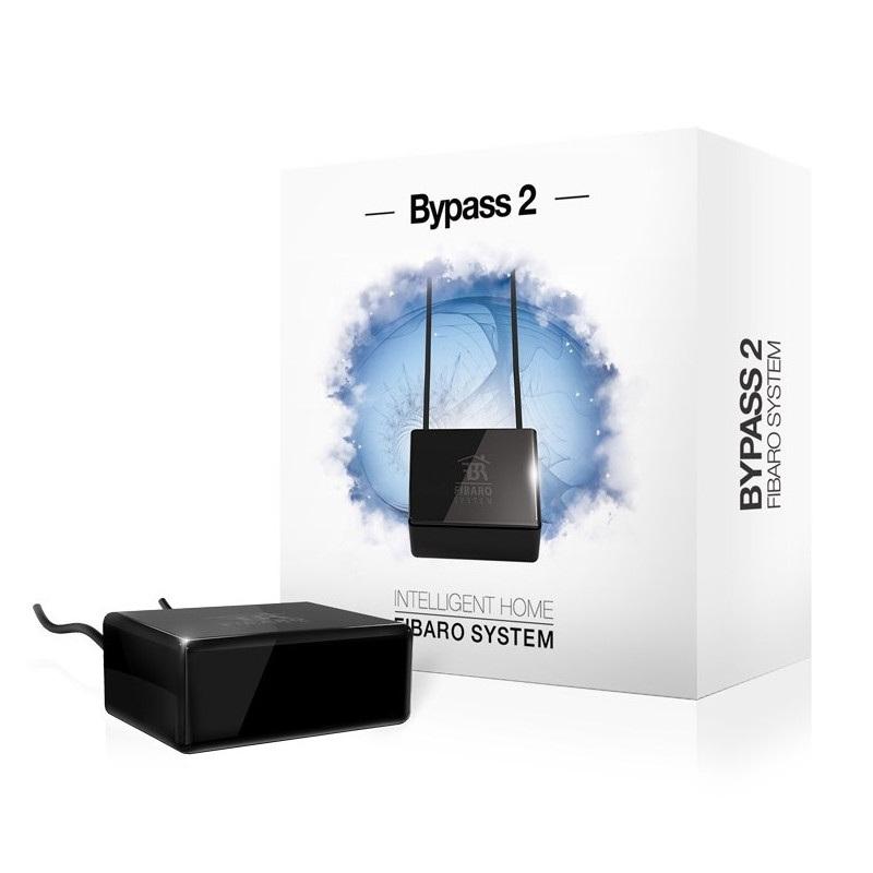 Fibaro Bypass 2 - dodatek do ściemniacza Z-Wave