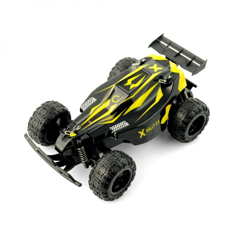Samochód zdalnie sterowany X-Rally 2.0 - 2,4GHz - 1:22