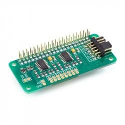 ADC Pi MCP3424 - 8-kanałowy przetwornik A/C