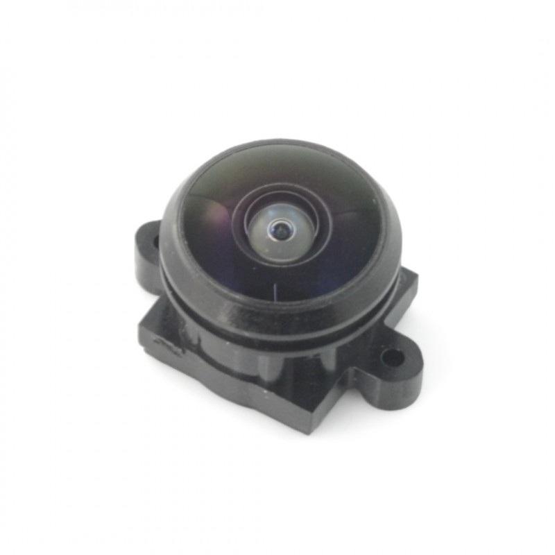 Obiektyw LS-40180 M12 mount - do kamer do Raspberry Pi - rybie oko