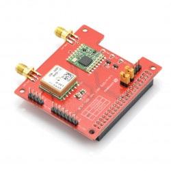 Raspberry Pi LoRs / GPS - nakładka dla Raspberry