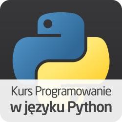 Kurs fundamenty programowania w języku Python - wersja ON-LINE