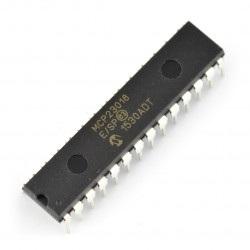 MCP23018-E/SP- ekspander wyprowadzeń I2C 16-kanałowy z wyjściami typu open-drain