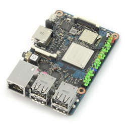 Asus Tinker Board S - ARM Cortex A17 Quad-Core 1,8GHz + 2GB RAM + 16GB eMMC