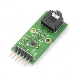 Numato Lab - karta dźwiękowa DAC CS4344 dla płytek FPGA Numato Lab