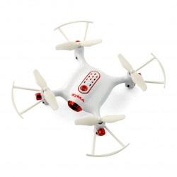 Dron quadrocopter Syma X20W 2,4GHz WiFi z kamerą - 11cm