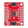SparkFun BNO080 VR IMU 9DoF - 3-osiowy akcelerometr, żyroskop i magnetometr I2C/SPI/UART - zdjęcie 3