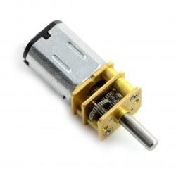 Silnik N20-BT19 micro 75:1 170RPM - 9V