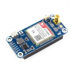 Waveshare Shield NB-IoT/LTE/GPRS/GPS SIM7000E - nakładka dla Raspberry Pi 3B+/3B/2B/Zero